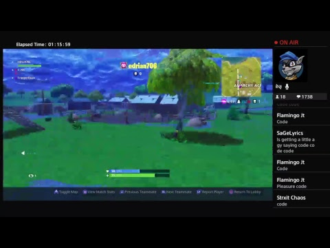 [LIVE] FORTNITE // free save the world Codes giveaway // come join!!!