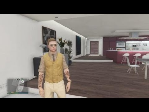 Grand Theft Auto buying new house