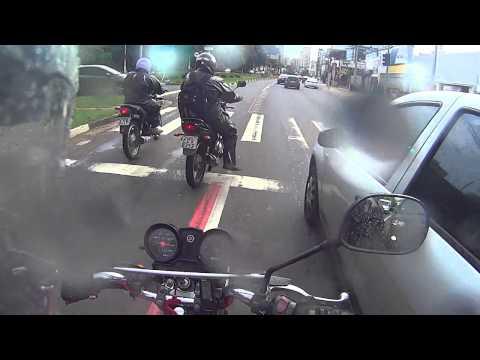 Traffic filtering Campinas |FACTOR 125K 141 MIL KM