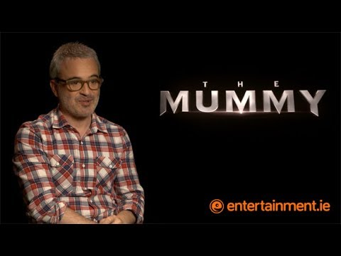 The Mummy director Alex Kurtzman talks Dark Universe and Tom Cruise
