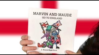 A Travel Bugs Book - Marvin And Maude Go To England