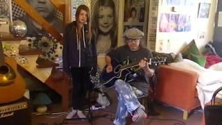 Vera Lynn - The White Cliffs Of Dover - Acoustic Cover - Jasmine Thorpe ft  Danny McEvoy