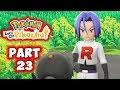 Let's Go Pikachu - Part 23 - Team Rocket Strike Back! - Gameplay Walkthrough
