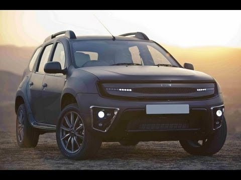 Renault Duster Modified By DC Dilip Chhabria For 35 Lakhs Extra