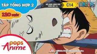 Đảo Hải Tặc Tập Tổng Hợp 2 - Luffy Và Băng Hải Tặc Mũ Rơm - Phim Hoạt Hình One Piece
