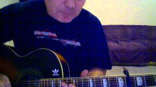 ♪♫ Noel Gallagher's High Flying Birds - The Death Of You And Me (Tutorial)