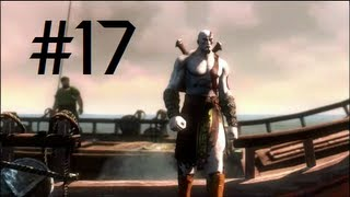 God Of War Ascension Walkthrough [Part 17] - DELOS ISLAND