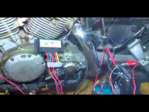 VN1500PART 1 rebuild the wire YouTube – Kawasaki Vn1500 Wiring Diagram