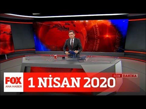 13.531 Vaka, 214 ölüm... 1 Nisan 2020 Fatih Portakal Ile FOX Ana Haber