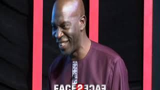 REPLAY - Face2Face - Invité : MAMADOU SY TOUNKARA - 19 Janvier 2020