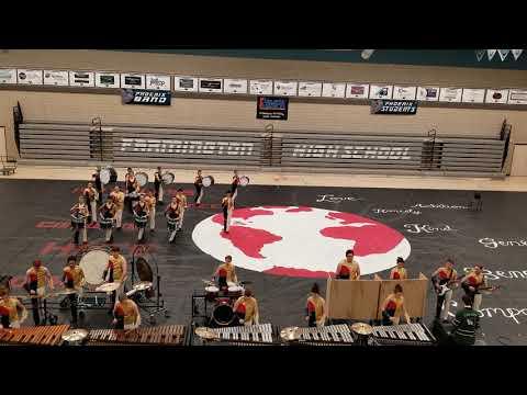 Copper Hills High School Drumline - IMPA - 2/9/2019 v1