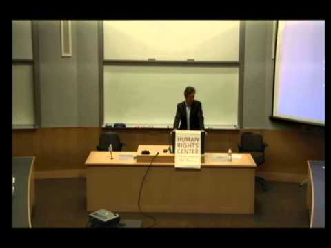 Christian Wenaweser - The International Criminal Court: Challenges and Opportunities