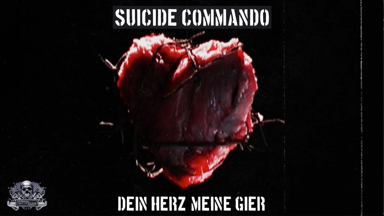 Suicide Commando - Dein herz, meine gier (Official Lyric Video)