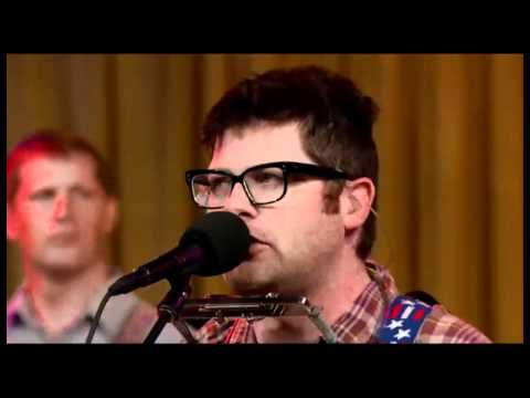 The Decemberists perform  Down By The...