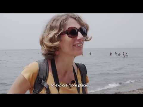 Visit Rwanda - Beautiful Lake Kivu in 4K