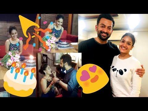 Queen Malayalam Film Actress Saniya Iyappan Birthday Celebration Video! :)