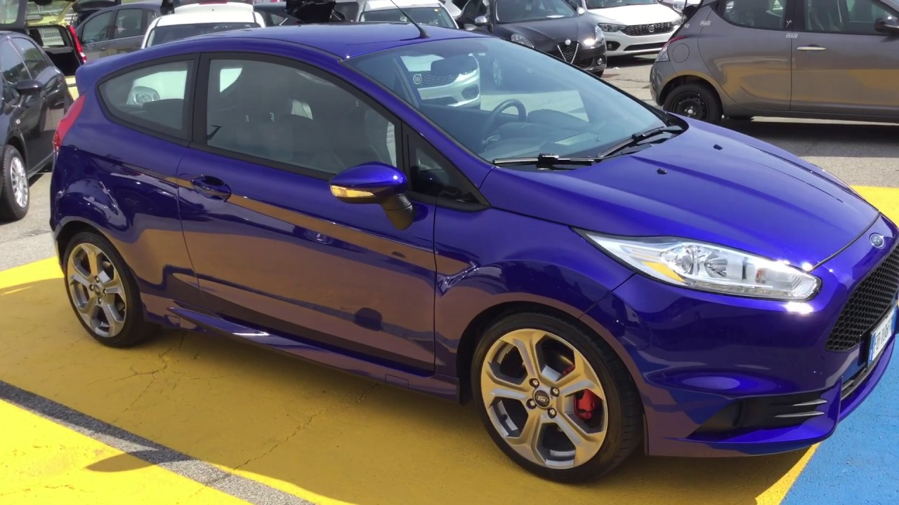 Ford Fiesta St 182 : ford fiesta st 1 6 182 cv autospinea youtube ~ Pogadajmy.info Styles, Décorations et Voitures