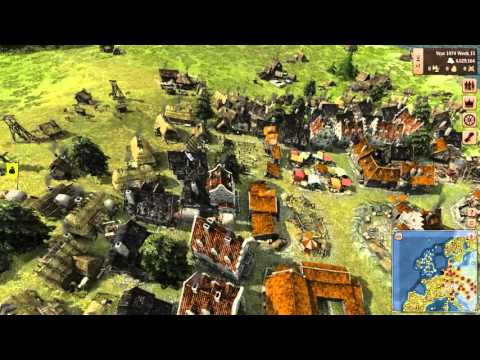 Let's Play Grand Ages Medieval #10 First Hostile Takeover