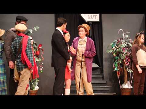 Glenvar Middle School Willy Wonka Play (8)
