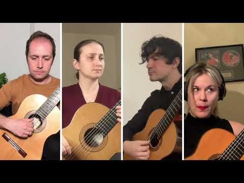 Ezra Guitar - Vivaldi Concerto In C Major