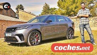 Range Rover Velar SVAutobiography   Primera prueba / Test / Review en español   coches.net