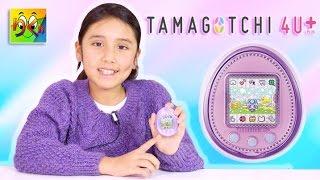 TAMAGOTCHI 4U」の楽しさはそのままに、さらにタッチツーしんがひろがる遊びをプラスした「タマゴッチフォーユープラス」が登場! ダウンロードし...