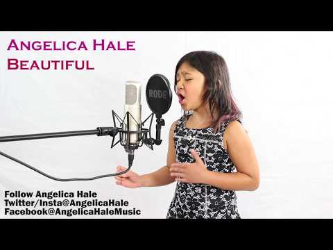 Angelica Hale Covers Beautiful (Christina Aguilera)