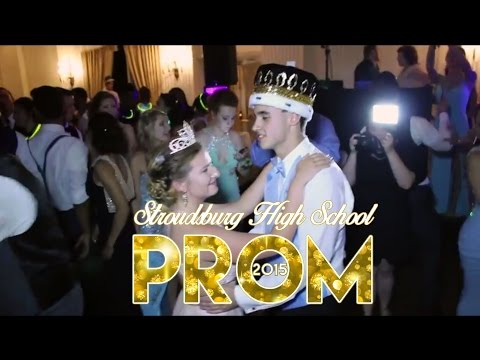 Stroudsburg High School Prom 2015
