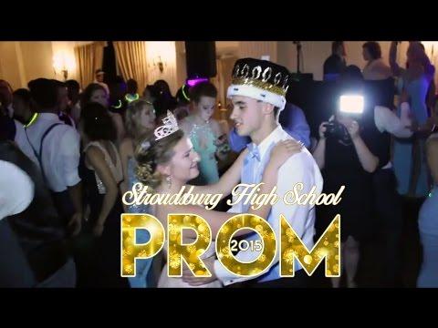 Stroudsburg High School Prom 2015