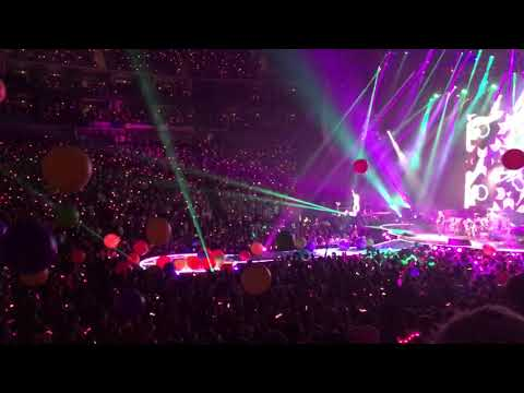 Coldplay - Adventure of a Lifetime - Kansas City Sprint Center