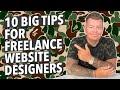 10 TIPS FOR FREELANCE WEB DEVELOPER