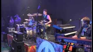 Soul Sacrifice w/Drum Solo Performed by Rockit at the Count Basie Theatre