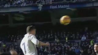 Красивый ГОЛ головой забил Криштиану Роналу!