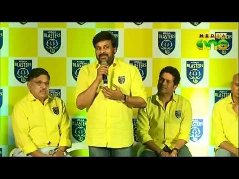 Kerala Blasters aim crown this time, says Sachin Tendulkar