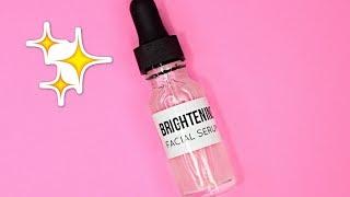 Homemade Brightening Face Serum Ι TaraLee