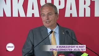 A Munkáspárt is indít főpolgármester-jelöltet