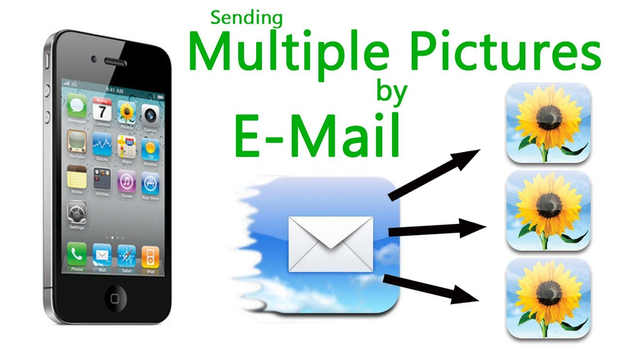 how to send photos from iphone to computer how to send pictures by e mail on iphone 6285
