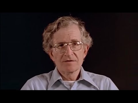 Noam Chomsky - The Atrocities in Cambodia and East Timor