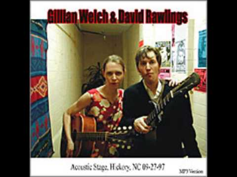 Gillian Welch and David Rawlings Acoustic Stage Hickory, North Carolina 1997 09 27