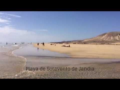 November in Fuerteventura