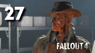 Детектив Ник Валентайн Fallout 4 27