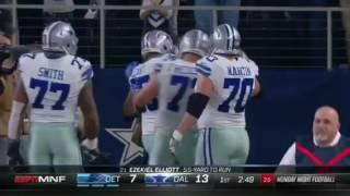 Dallas Cowboys vs Detroit Lions Highlights and Recap!