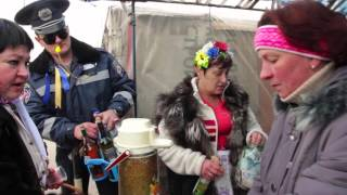 Второй день Молдавско-Украинской Свадьбы!!!