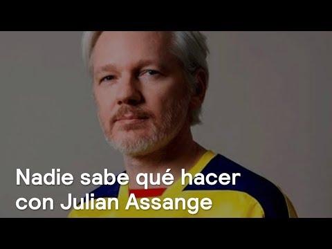 Nadie sabe qué hacer con Julian Assange - Foro Global