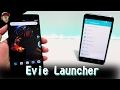 Evie Launcher | [ FLUIDA / LEVE / E SUPER LIMPA]