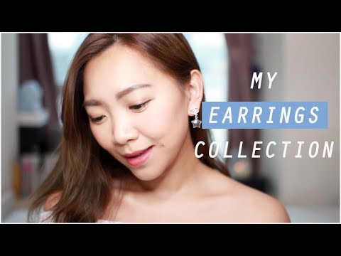 2017 My Earrings Collection 我的耳環收藏 | ELI