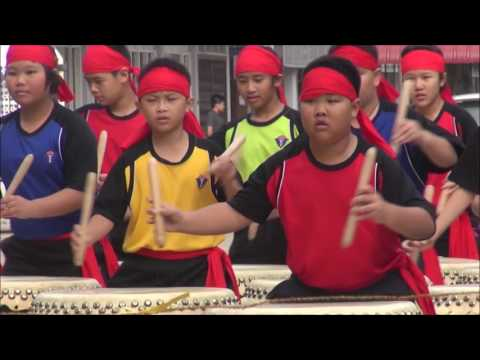 Chung Hwa New Classroom 2016