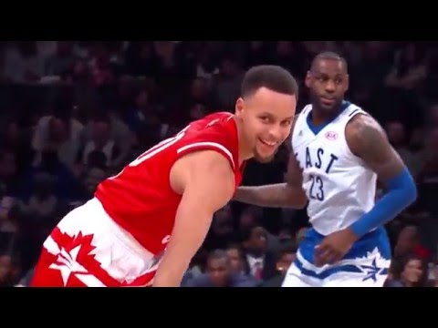 Top 10 -  Stephen Curry Dunks  2016