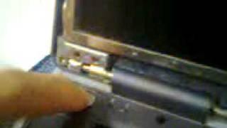 HP Compaq nx7100 LCD svářečka