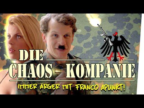 DIE CHAOSKOMPANIE – Immer Ärger mit Franco Apunkt!